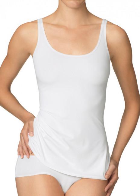 Calida Sensitive top XS-L hvid