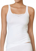 Calida Soft Favourites top XXS-L hvid