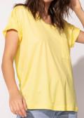Calida 100% Nature T-shirt XS-M gul