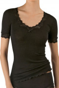 Calida Richesse short-sleeve top XS-L sort