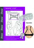 Braza Magic clip til racerback