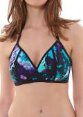 Freya Swim Atlantis trekants Bikini Top C-G Skål Blå
