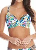 Freya Swim Tropicool bikini top D-L skål multi