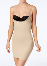 Maidenform Take Inches Off shapingbody S-2XL beige