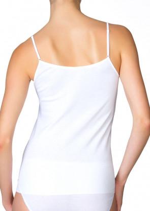 Calida Feminin Sense spaghetti top XS-XL hvid