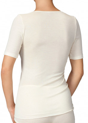 Calida Confidence short-sleeve top XS-L hvid