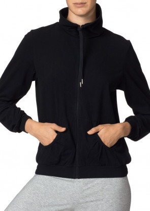 Calida Favourites jacket XXS-L sort