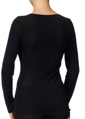 Calida Confidence long-sleeve top XS-L sort