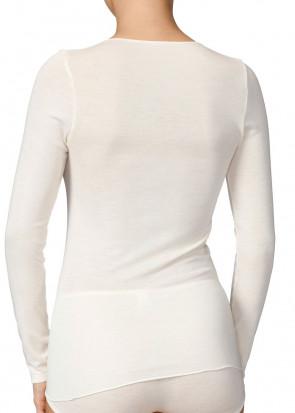 Calida Confidence long-sleeve top XS-L hvid