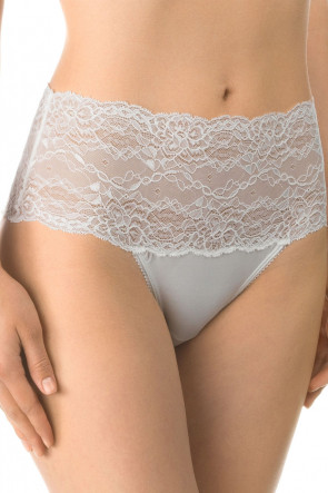 Calida Sweet Secrets highwaist brief trusse XXS-L creme