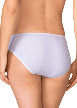 Calida Feminin Sense mini-brief trusse XS-XL hvid