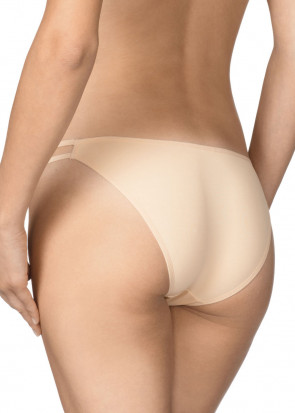 Calida Sensitive tanga trusse XS-L beige