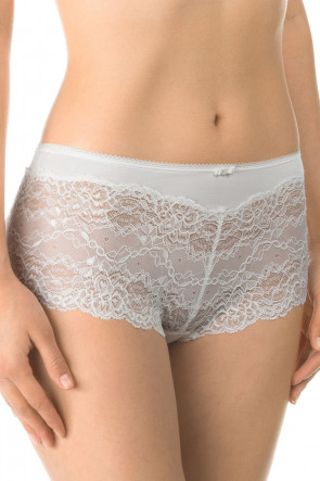 Calida Sweet Secrets boy-cut brief trusse XXS-L creme