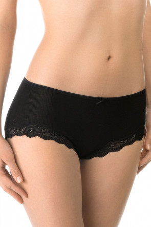 Calida Richesse Lace boxer trusse XS-M sort