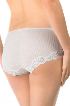 Calida Richesse Lace boxer trusse XS-M cream