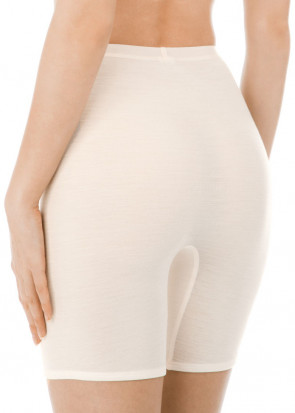 Calida True Confidence High Waist Mediumleg XS - L Hvid
