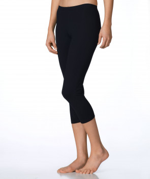 Calida Comfort 3/4 leggings XS-L sort