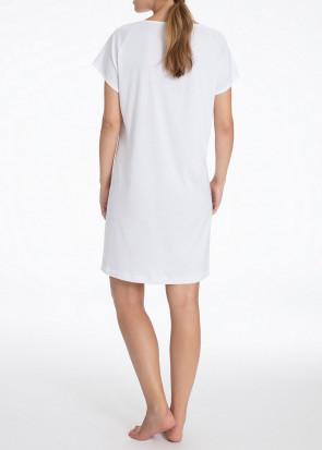 Calida Rena Sove Skjorte 90cm XXS-M Hvid