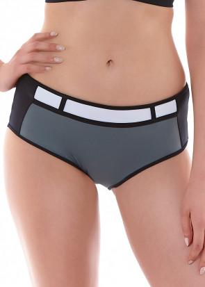 Freya Swim Bondi høj bikini underdel XS-XL sort