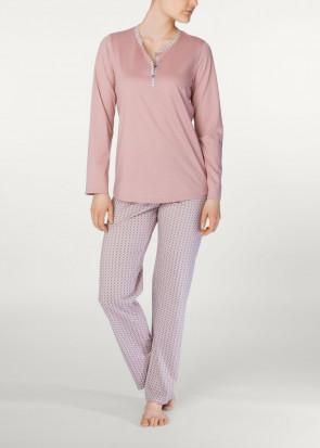 Calida Jodie Pyjamas XS-XL lyserød