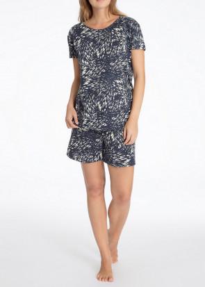 Calida Leonie kortpyjamas XS-L mönstrad
