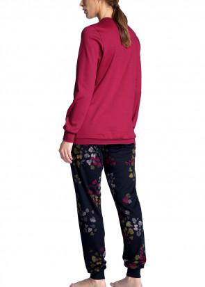 Calida Midnight Flowers pyjamas S-M multi