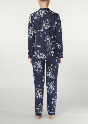 Calida Julianne Pyjamas XS-L blå