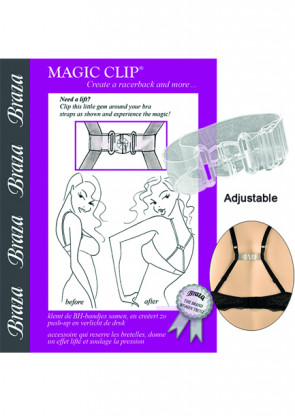 Braza Magic clip til racerback