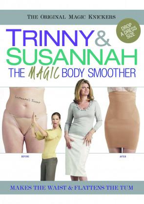 Trinny & Susannah høj talje shaping underkjole S-XL sort