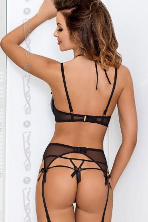 Axami Noir stringtrosa S-XL svart
