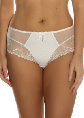 Elomi Maria trusse brief M-4XL cream