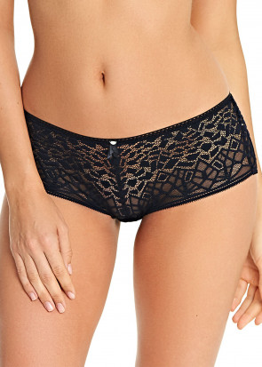 Freya Soiree Lace Shortstrusse XS-XL Sort