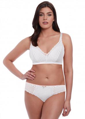 Freya Daisy Lace bralette XS-XL hvid