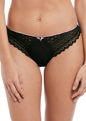 Freya Daisy Lace brazilian stringtrusse XS-XL sort