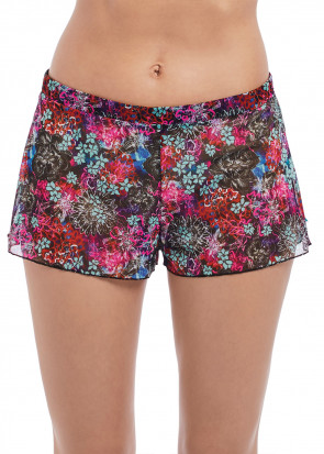 Freya Forest Song Lounge Shorts XS-L Mønstret