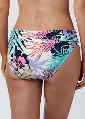 Abecita Sicilia bikiniunderdel justerbar 38-48 mønstret