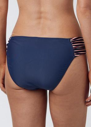 Abecita Retro Navy bikiniunderdel brief 36-42 marineblå