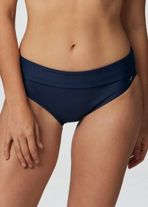 Abecita Capri bikiniunderdel med justerbar kant 36-50 marineblå