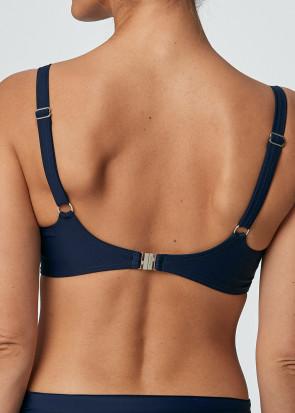 Abecita Capri Unique bikinioverdel B-F skål marineblå