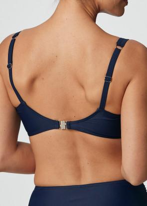 Abecita Capri Twisted bikiniöverdel B/C-D/E kupa marinblå