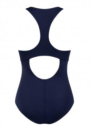 Amoena Swim Key West protesebadedragt B-D-skål blå
