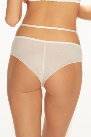 Caprice Angel brief trusse S-L hvid