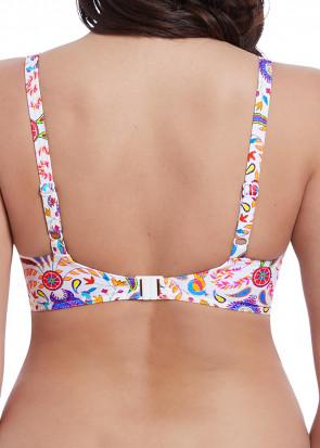 Freya Swim Indio bikiniöverdel plunge D-L kupa mönstrad