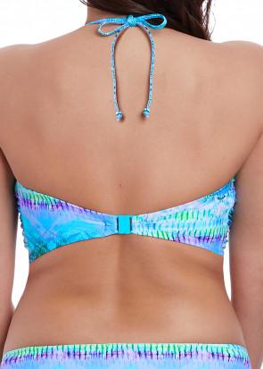 Freya Swim Seascape Bandeau bikiniöverdel C-I kupa mönstrad