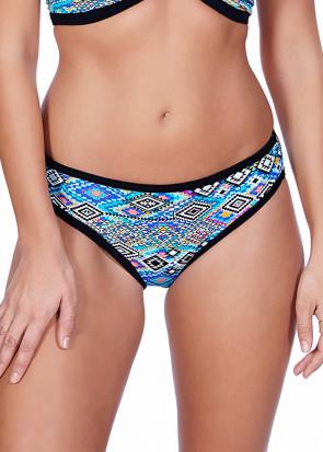 Freya Swim Folklore Hipster-Brief Bikini trusse XS-XL - mønstret