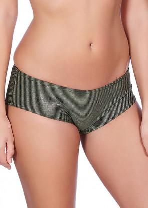 Freya Swim Glam Rock hipsters med lav dækning bikini underdel XS-XL grøn