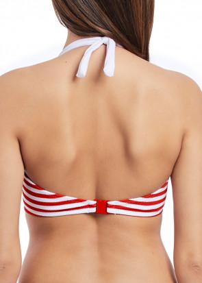 Freya Swim Drift Away bikiniöverdel halter C-J kupa mönstrad