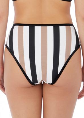 Freya Swim Set Sail bikiniunderdel med hög midja XS-XXL mönstrad