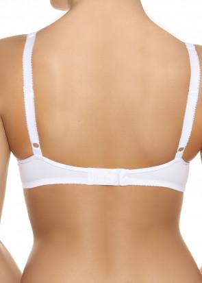 Wacoal Body By sømløs bøjle bh B-E skål hvid
