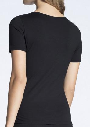 Calida Natural Comfort short sleeve shirt XXS-L svart